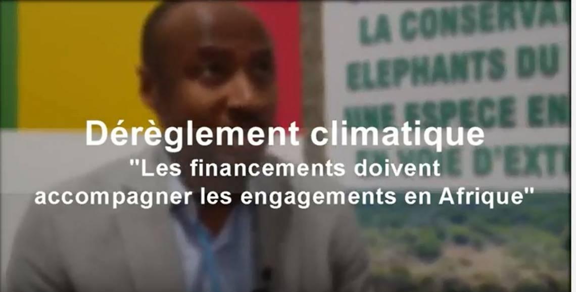 Interview du porte-parole des négociateurs africains à la COP24