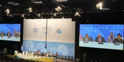 Déception à l'issue de la COP23 : bilan par notre envoyé spécial Centrafricain