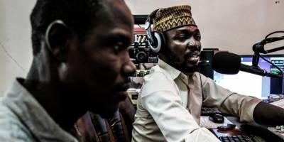 Gestion du stress dans un contexte de crise :  formation à Radio Ndeke Luka en Centrafrique