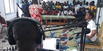 Témoignages sur le rôle social de Radio Ndeke Luka, à l'occasion de ses 19 ans
