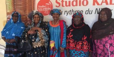Studio Kalangou donne la parole aux militantes du droit des femmes au Niger