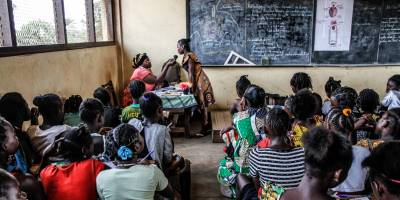 Education by radio: a pilot-project launched in CAR with Radio Ndeke Luka