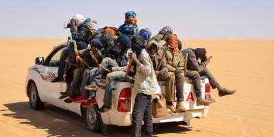 Sahel: coproduction spéciale sur les migrations