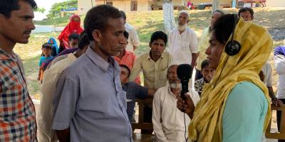Rohingya Crisis: our new radio programme for host communities in Bangladesh