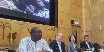 Media's contribution to peacebuilding: Our panel discussion at the Geneva Peace Week