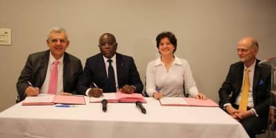Partenariat pour l'information avec l'Assemblée parlementaire de la francophonie