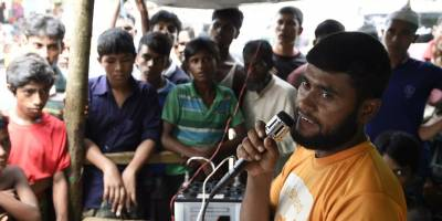 Improving access to information for Rohingya refugees in Bangladesh