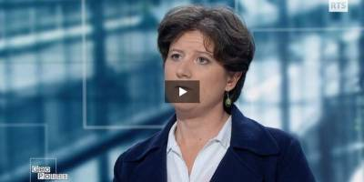 """Géopolitis"" about CAR, RTS1, May 13, 2018 : Caroline Vuillemin"