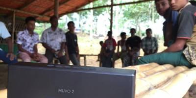 Jamtoli Information Line, notre nouveau programme audio par et pour les réfugiés Rohingyas au Bangladesh