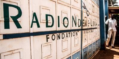 Radio Ndeke Luka, première radio de Centrafrique