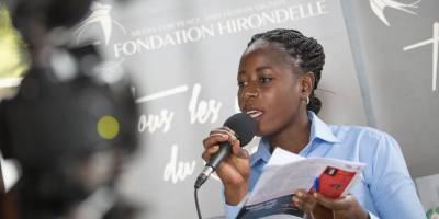Formation de femmes journalistes par Studio Hirondelle RDC