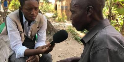 "Our new programme ""Ngoma Wa Kasaï"" on air in Kananga, DRC"