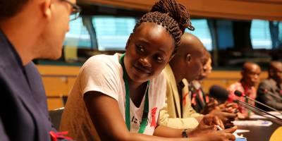 La Fondation Hirondelle et les jeunes à l'Assemblée parlementaire de la Francophonie