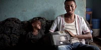 World Radio Day : Our guide to radio communication with the ICRC