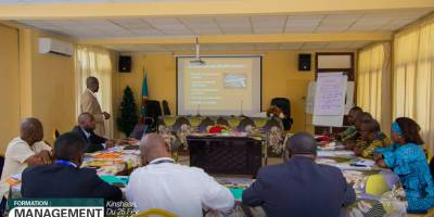 Formation en management des médias pour les Directeurs des médias partenaires du Studio Hirondelle RDC