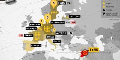 Les justices européennes face aux crimes en Syrie : une cartographie de Justice Info