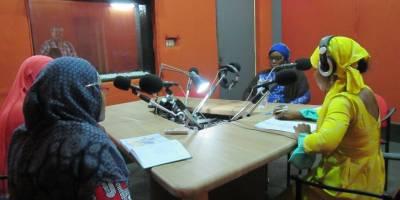 Formation de journalistes au Niger :  témoignages de correspondants de Studio Kalangou
