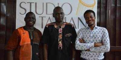 A new Malian chief editorial team to lead Studio Tamani's newsroom