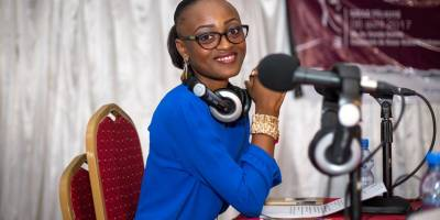 Life as a young female journalist in the DRC