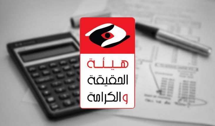 Les comptes de l'Instance vérité et dignité ont été passés au peigne fin par la Cour des comptes tunisienne.